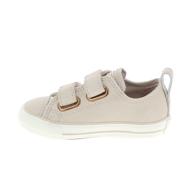 Converse All Star 2V Bb Beige Rose pas cher Achat
