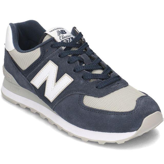 new balance 574 nbd sneaker hommes bleu