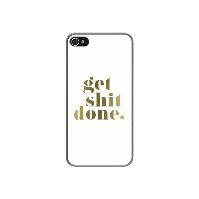 coque iphone 4 dore