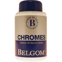 Belgom - chromes spécial point d'oxydations 250CC 070250