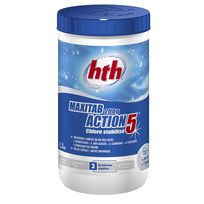 Hth - Maxitab action 5 - 1,2kg