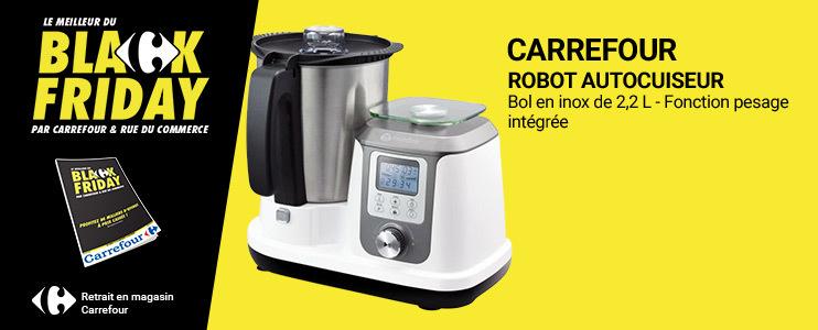 Carrefour - Robot autocuiseur