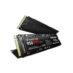 Samsung - 950 PRO - NVMe - 256 Go