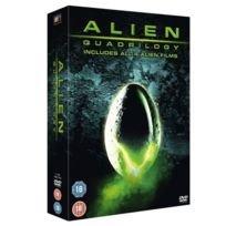Twentieth Century Fox - Alien Quadrilogy IMPORT Anglais, IMPORT Coffret De 4 Dvd - Edition simple