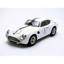 Cmc - M-139 - VÉHICULE Miniature - ModÈLE À L'ÉCHELLE - Aston Martin Db4 Gt Zagato - Le Mans 1961 - Echelle 1/ 18