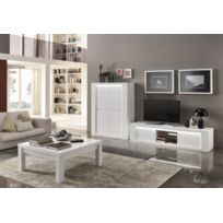 Modern salon - Meuble tv 195
