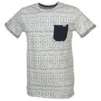 Deeluxe - Tee shirt manches courtes Astec naturel mc tee Beige 44862