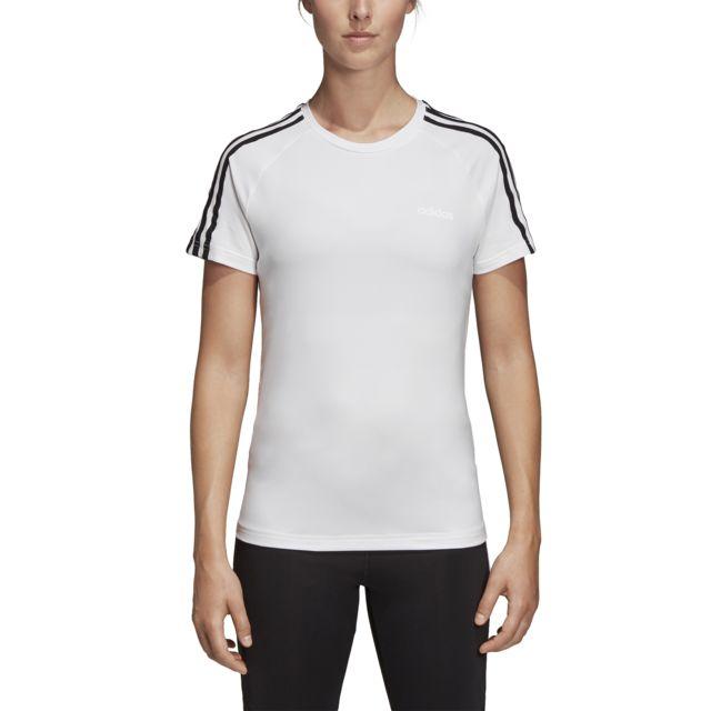 T shirt femme Design 2 Move 3 Stripes