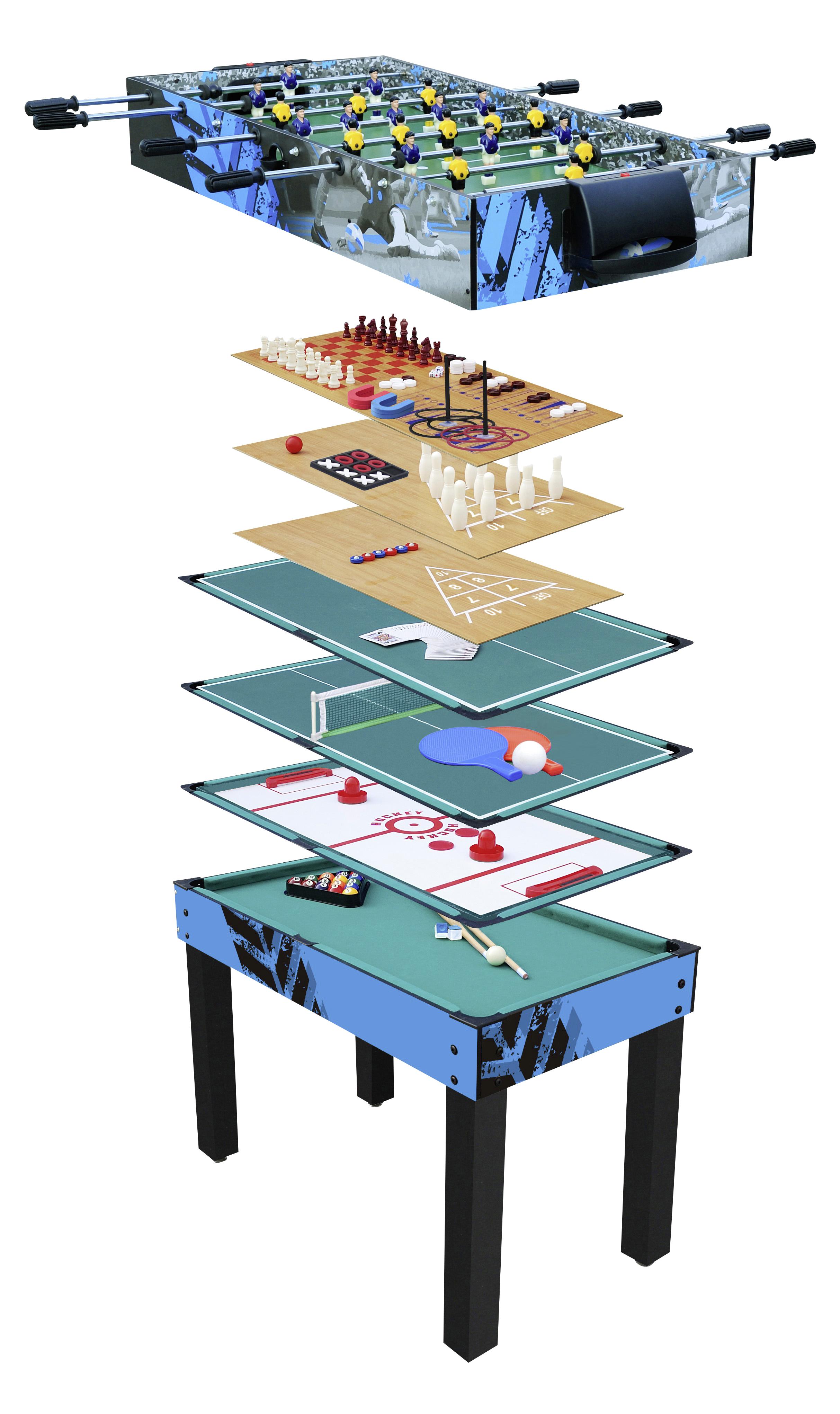 Jeux Carrefour D En Achat Pas Multi 1 12 Vente Cher Table WI9H2ED