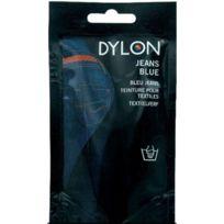 Teinture grand teint main Dylon bleu jean 50gr