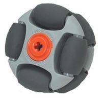 HiTechnic - Roue omnidirectionnelle Rotacaster Nxt