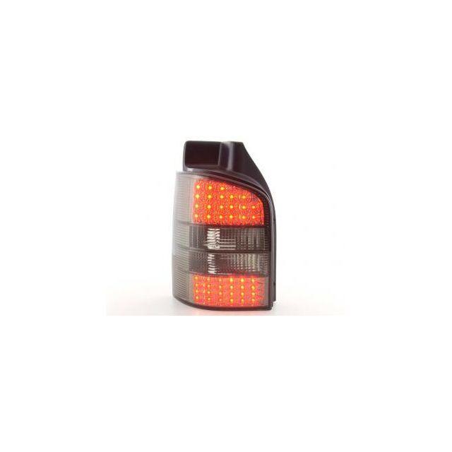 FK Automotive FKRLXLSE12007 LED Feux arri/ère Rouge//Clair