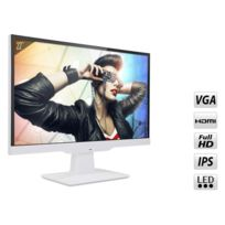 Viewsonic - Ecran Pc 22'' Led - Vx2263SMHL-W