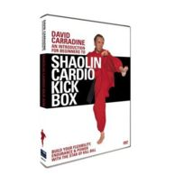 Revelation Films - David Carradine - Shaolin Cardio Kick Box Import anglais