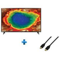 LG - 43UJ630V - TV LED 43'' 108cm + Câble HDMI