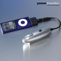 Powertraveller - Chargeur Portable Powermonkey Classic Gris
