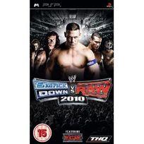 Thq - Smack Down Vs Raw 2010 - Psp