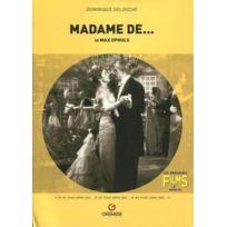 Gremese - madame de. de Max Ophuls