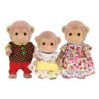 SYLVANIAN FAMILIES - Famille Singe - 5214