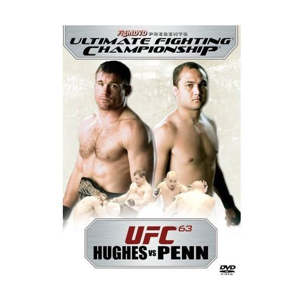 Fight Dvd - Ultimate Fighting Championship - 63: Hughes Vs Penn Import anglais