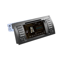 Auto-hightech - Autoradio Gps Bluetooth pour Bmw SŽrie 5 E39 & X5 E53
