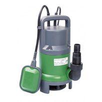 Ribiland - pompe vide-cave eaux chargées 400w + interrupteur flotteur - prpvc400c