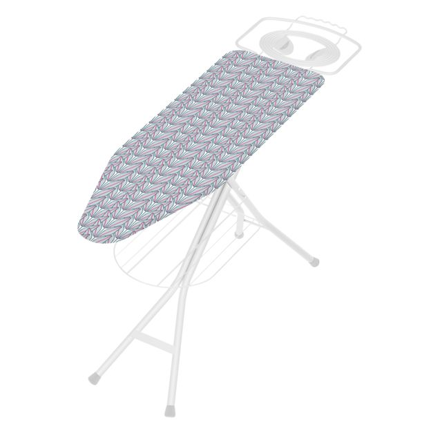 Carrefour Home Table A Repasser V1 Special Vapeur Taille M