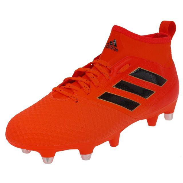 Vissées Adidas 77997 Sg 3 Org Orange 17 Football Ace Chaussures 114wf