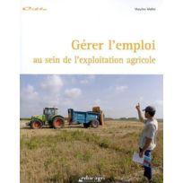 Educagri - gérer l'emploi au sein de l'exploitation agricole