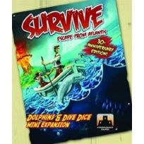 Stronghold Games - Dolphins & Dive Dice Expansion
