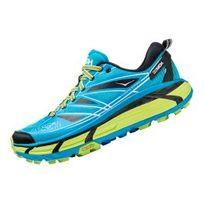 Hoka One One - Chaussures Mafate Speed 2 bleu