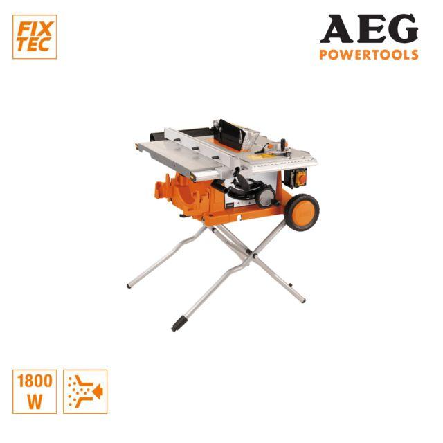 Aeg - Scie sur table électrique 1800W 90mm TS 250 K