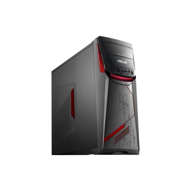 Achat asus ordinateur de bureau gamer w10 g11cb fr021t ordinateur de bureau intel core i7 - Ordinateur de bureau intel core i7 ...
