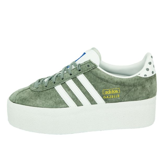 Adidas Gazelle Og Platform Up Ef Chaussures Sneakers Femme