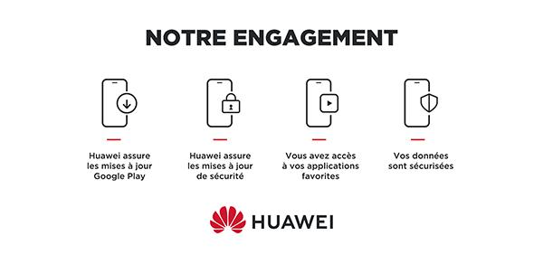 engagement huawei
