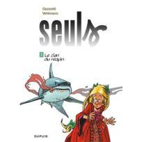 Dupuis - seuls tome 3 ; le clan du requin