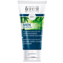 Lavera - Men Sensitiv, Baume après rasage Bio - 50 ml