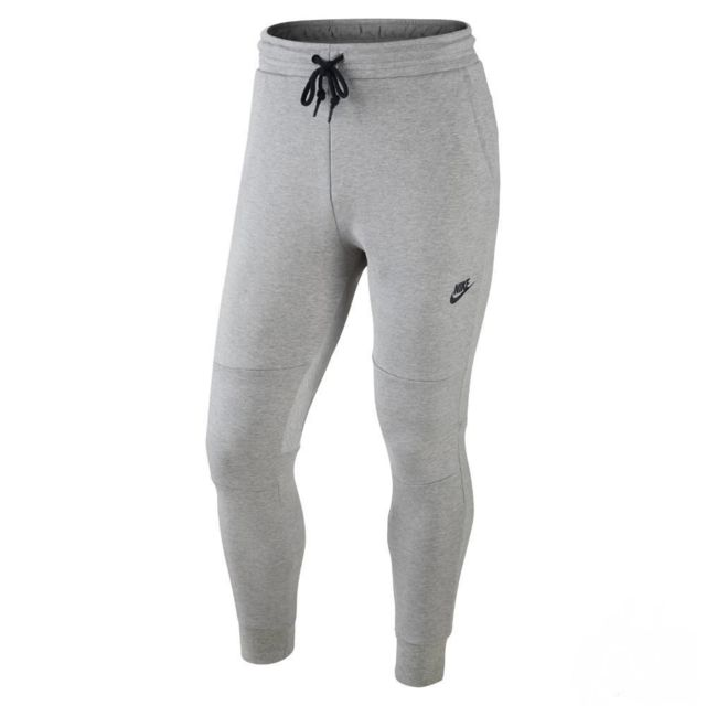 Nike - Pantalon de survêtement Tech Fleece - Ref. 545343-065 - pas cher  Achat   Vente Survêtement homme - RueDuCommerce 515438e063d4
