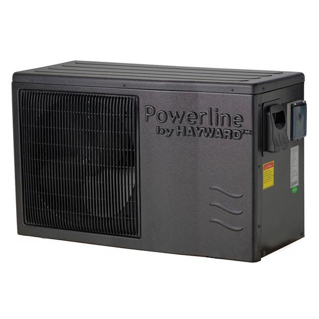 HAYWARD pompe à chaleur de piscine 5.5kw mono - powerline 5.5 mono