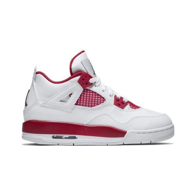 nouveau concept 0bbd4 833fd Nike - Air Jordan 4 Retro - pas cher Achat / Vente Baskets ...