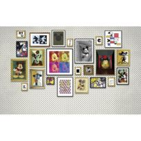 Komar - Papier Peint intissé panoramique Mickey Art Collection Disney 400X250CM