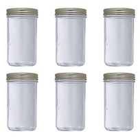 Le Parfait - lot de 6 bocaux à terrine 1kg - 900021