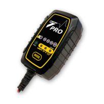 Auto7 - 708920 Chargeur de batterie 100% automatique 800mA 6/12V - batterie 1,2Ah à 26Ah