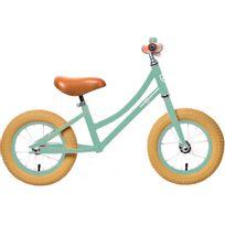 "Rebel Kidz - Vélo Enfant - Air Classic - Draisienne - 12,5"" vert"