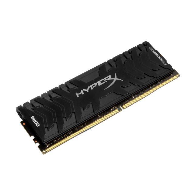 HYPERX Mémoire PC Predator 8 Go 2666MHz DDR4 CL13 DIMM XMP Mémoire PC HyperX Predator 8 Go 2666MHz DDR4 CL13 DIMM XMP