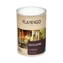 Flamingo - Lasure Decolasure - 2.5 L - teck