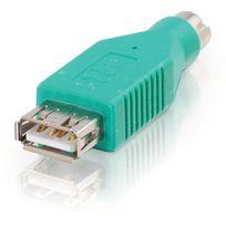 CablesToGo - C2G - Adaptateur clavier/souris