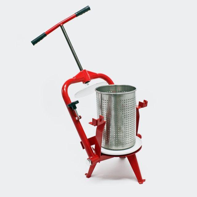 Aqua Occaz Presse fruits manuel en inox 9 litres - 051278