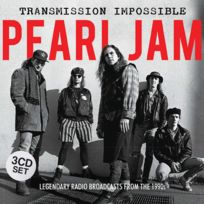 Phd - Pearl Jam - Transmission impossible Boitier cristal