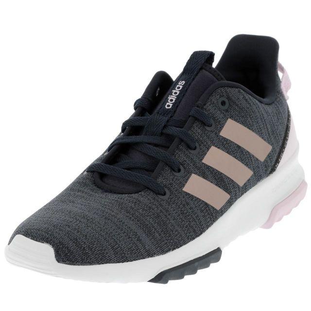 Adidas Neo Chaussures running mode Cf racer tr girl Bleu